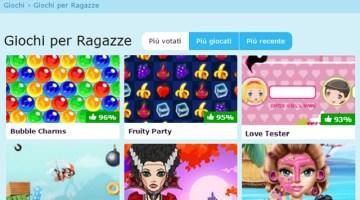 Apps e giochi online per ragazze: bellezza, moda e fitness