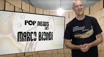 Pop News TV: l'informazione musicale torna in TVcon Marco Biondi
