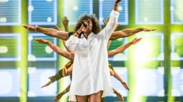 Senhit: torna sul palco di Festival Show per la tappa finale