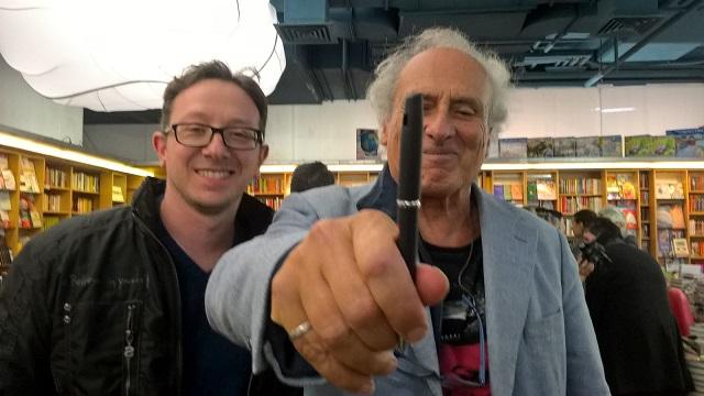Roberto Teofani e Stefano Benni