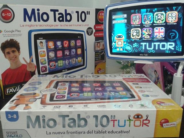 Tablet per bambini: ecco le novità Lisciani (recensioni e