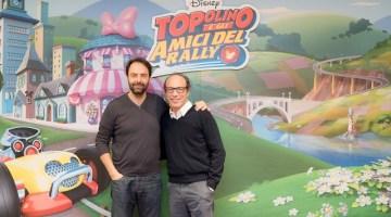 Topolino e gli amici del Rally: la nuova serie Disney Junior