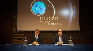 Ulisse: Alberto Angela presenta i temi della nuova stagione