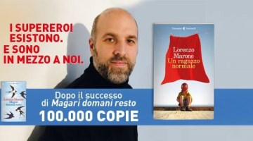 Un ragazzo normale: il nuovo romanzo di Lorenzo Marone