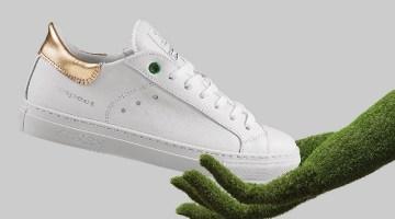 WOMSH: le sneakers zero impact (anteprima Primavera-Estate 2017)