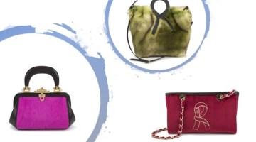 Moda A/I 2018-2019: la nuova collezione di borse firmata Roberta di Camerino