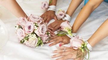 Tendenze sposa: il bouquet da polso