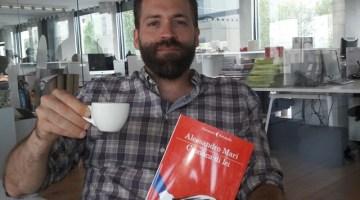 """Un caffè con Alessandro Mari autore di """"Cronaca di Lei"""""""