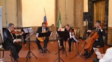 I concerti dell'Amicizia e non solo 2018: un ponte Federazione Russa e L'Aquila