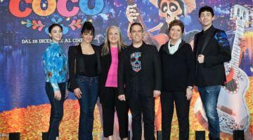 Coco: il regista e le voci italiane presentano il nuovo film Disney•Pixar