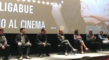 """Luciano Ligabue: presenta il suo film """"Made in Italy"""" alla stampa (video)"""