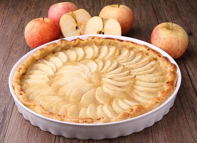 crostata di mele -ricetta-classica
