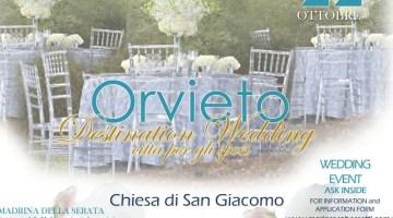 Destination Wedding: Orvieto città per gli sposi