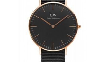 Daniel Wellington Classic Black: gli orologi dall'eleganza senza tempo