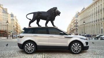 Range Rover Evoque Urban Attitude Edition: il nuovo modo di vivere la città