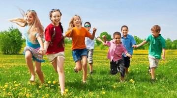 Filastrocche per bambini: La primavera eccola qua