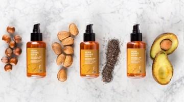 Combattere cellulite e smagliature? Prova Golden Radiance body oil by Freshly Cosmetics