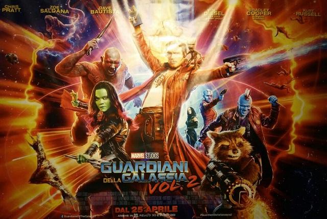 guardiani della galassia vol-2 recensione