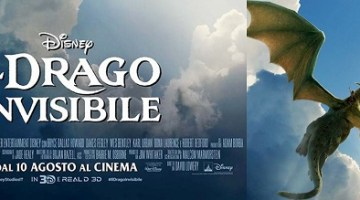 Il Drago Invisibile: trama, trailer e prima clip dal nuovo film Disney