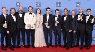 La La Land: si aggiudica 7 Golden Globes
