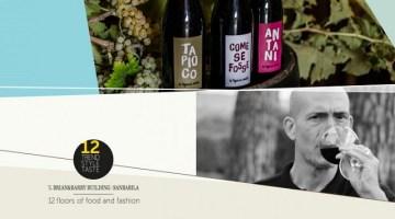 Terrazza 12 Milano: ospita Tognazzi e i suoi vini