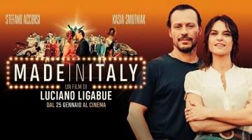 Made in Italy il film: clip, interviste e trailer del nuovo lavoro di Ligabue