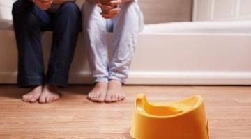 Come passare dal pannolino al vasino: ce lo raccontano mami e papi