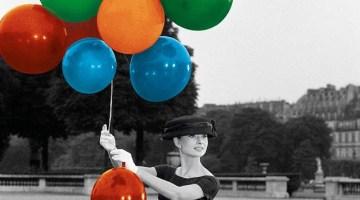 Festa del Cinema di Roma: Audrey Hepburn nel manifesto della XII edizione