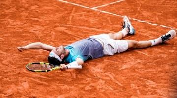 Marco Cecchinato: in semifinale al Roland Garros con cuore e talento da vendere