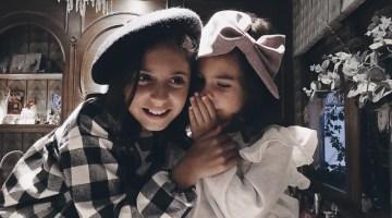 Moda bambini: C'era una volta presenta la collezione di Natale 2019