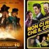 Cinema italiano: Non ci resta che il crimine vs Moschettieri del Re