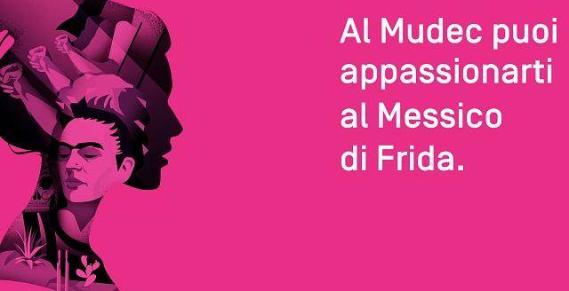 Frida Kahlo mostra MUDEC Milano