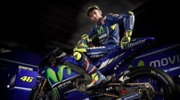"""Valentino Rossi: """"Velocità. Io sono velocità"""""""