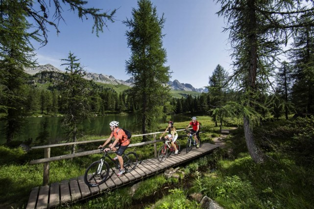 mountain-bike- val di fassa