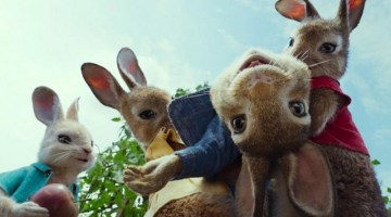 Peter Rabbit: il grande classico di Beatrix Potter in versione live action