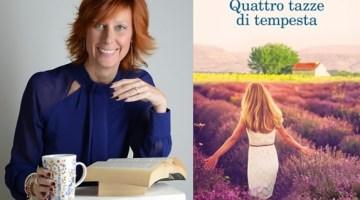 Quattro tazze di tempesta: il nuovo romanzo di Federica Brunini