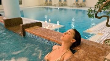 Beauty & Wellness di coppia per San Valentino: apre la spa dell'hotel Regina Adelaide