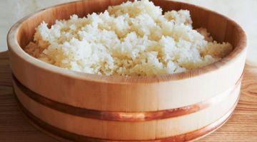 Preparare il riso per sushi: dosi esatte
