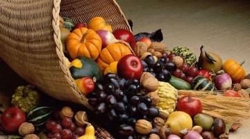 Italia a tavola: sapori e colori d'Autunno
