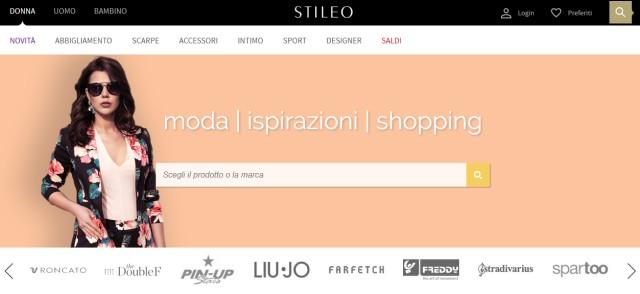 Stileo: tutto il bello dello shopping on-line in un unico portale