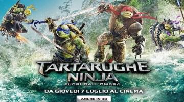 Tartarughe Ninja – fuori dall'ombra: trama e trailer del nuovo film Paramount Pictures