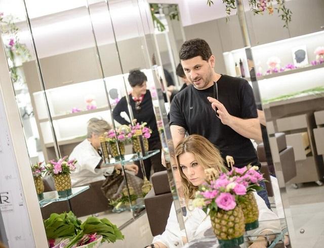 Tendenze capelli Primavera-estate 2016: Cristiano Russo