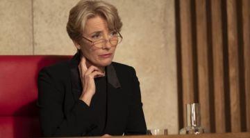 Il verdetto: una spettacolare Emma Thompson tra legge e morale (recensione)