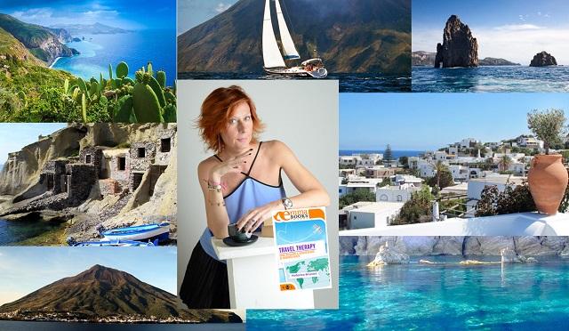 Travel therapy a cura di Federica Brunini: destinazione Isole Eolie