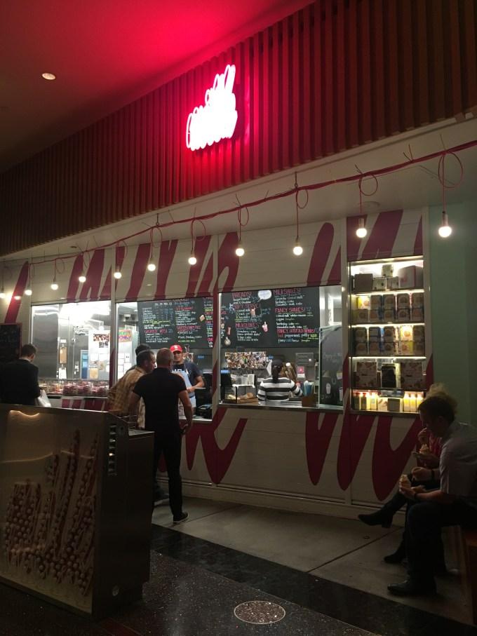 Christina Tossi's Milk bar