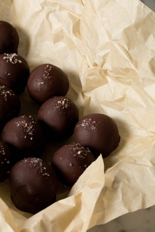 wanna be cookie dough chocolate covered balls!