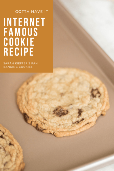 Internet Famous cookie recipe