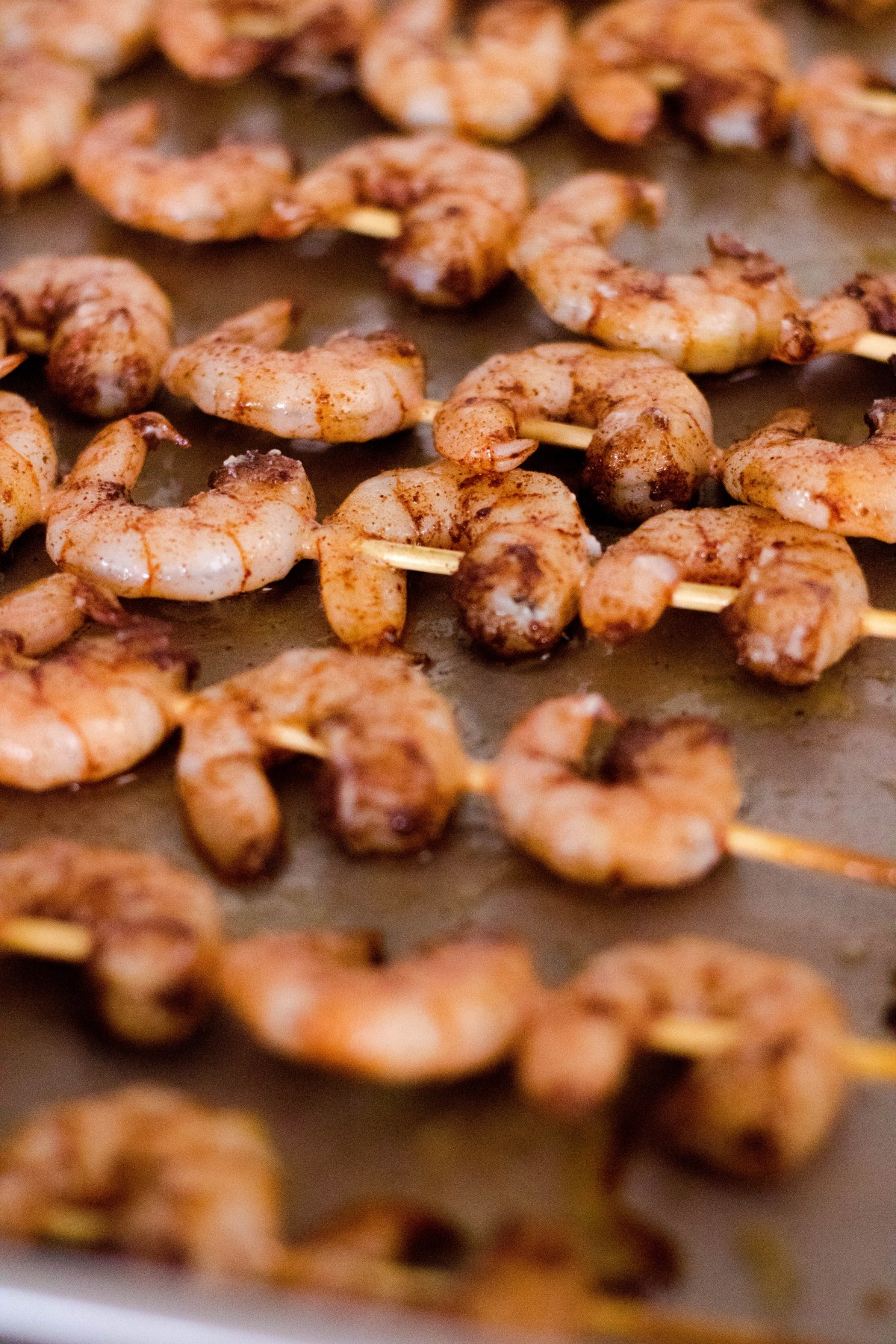 Healthy Baked Shrimp Skewers (14 of 22)