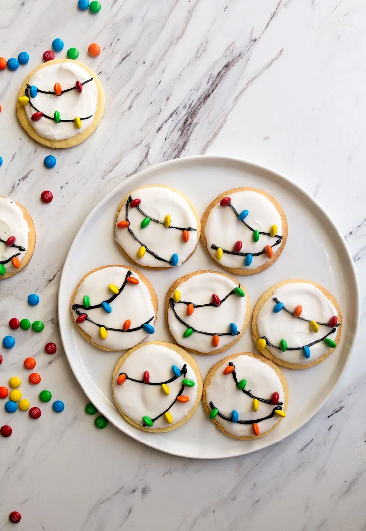 17 days of holiday cookie reicpes