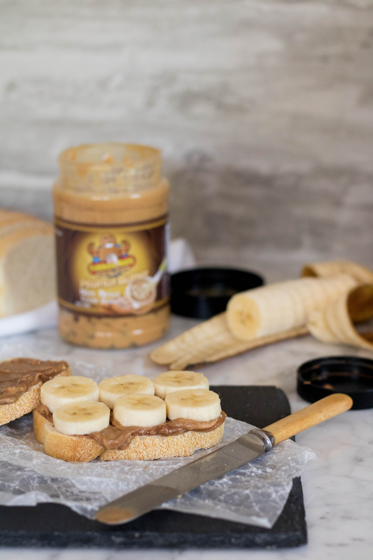 How to make the grilled peanut butter banana sandwich